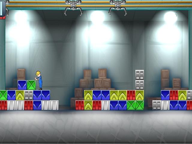 Stack Attack Classic screenshot