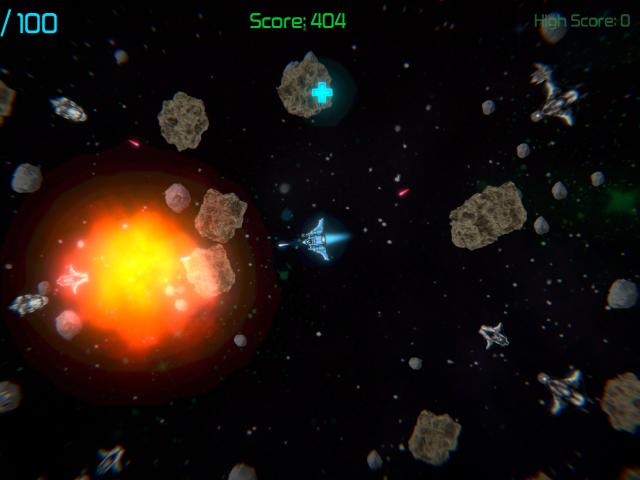 Star Gun War