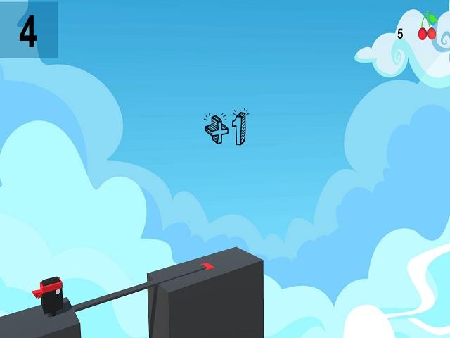 Stick Hero 3D