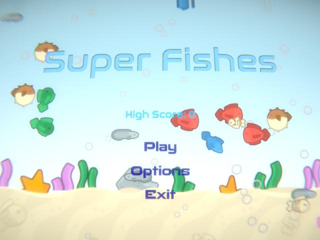 Super Fishes