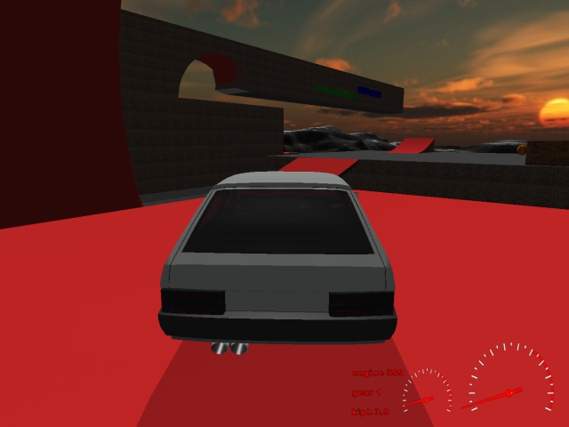 Have you always wanted to badass car be it real or virtual? Now you can! Sit beh