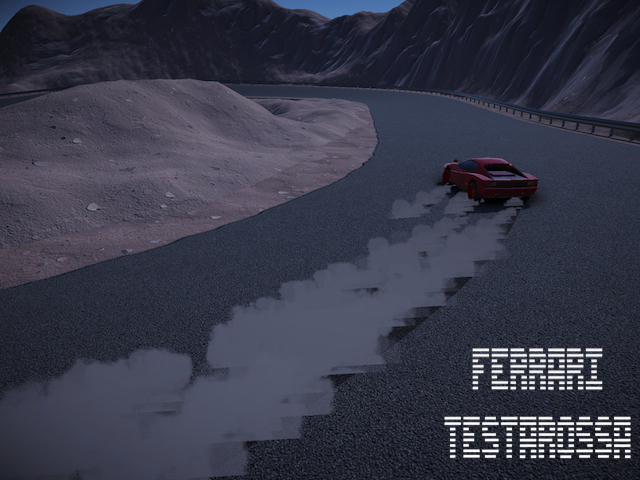 Testarossa screenshot