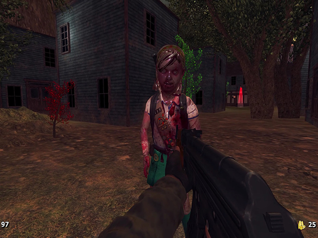 Town Sinister Zombie 3