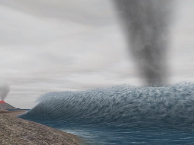 Tsunami Doomsday screenshot