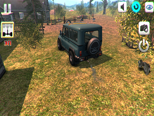 Uaz 4x4 Off Road Racing screenshot