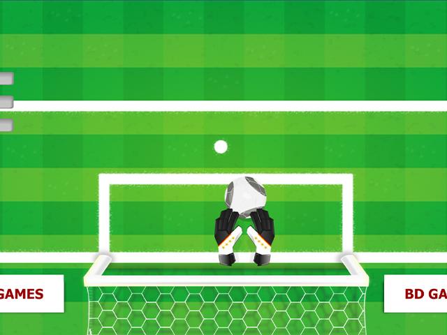 Virtual Goal Keeper