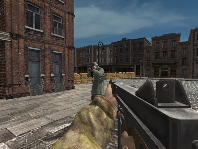 WW 2 Defender
