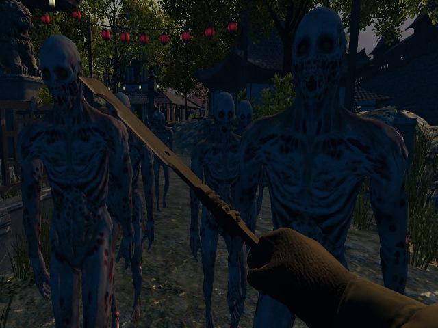 Warrior VS Zombies 1.6