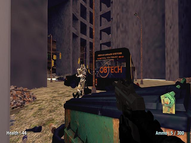 Wasteland Massacre