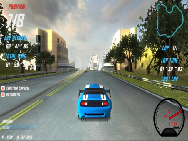 X Speed Race screenshot