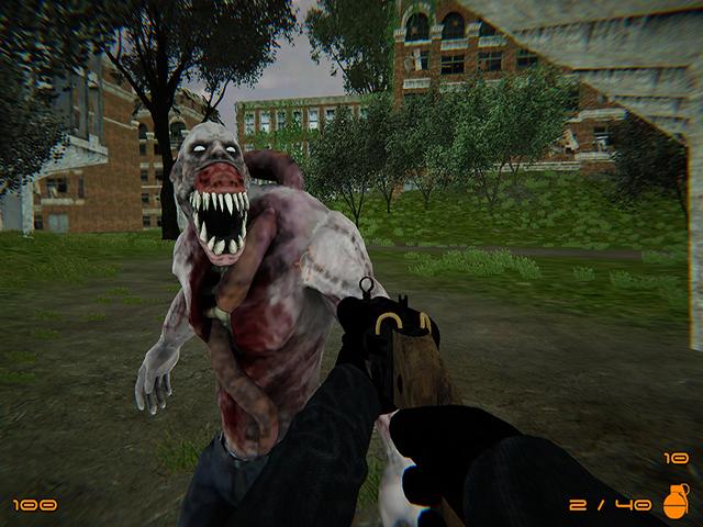 Zombie County