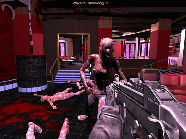 Zombie In Hotel screenshot