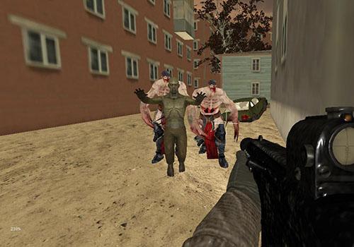 Zombie Raid 2