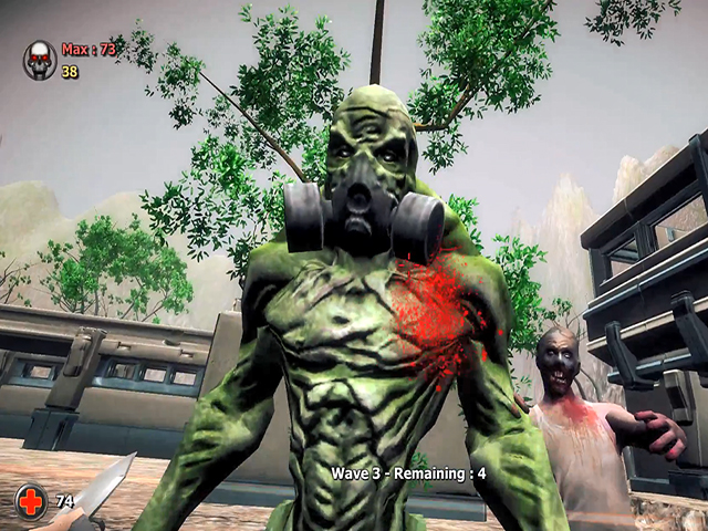 Zombies Against Special Forces Freeware